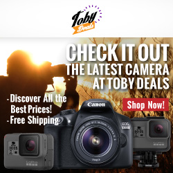 The Latest Cameras and Lens on TobyDeals UK