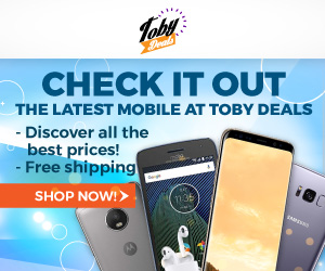 The Latest Mobiles on TobyDeals UK