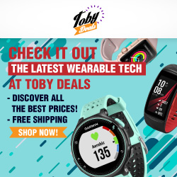 The Latest Wearable on TobyDeals UK
