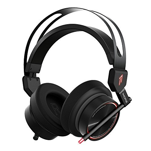 Compare retail prices of 1MORE H1005 Spearhead VR LED Light USB Gaming Headphones - Black to get the best deal online
