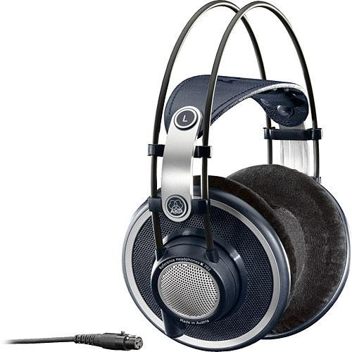 AKG K702 Headphones Black
