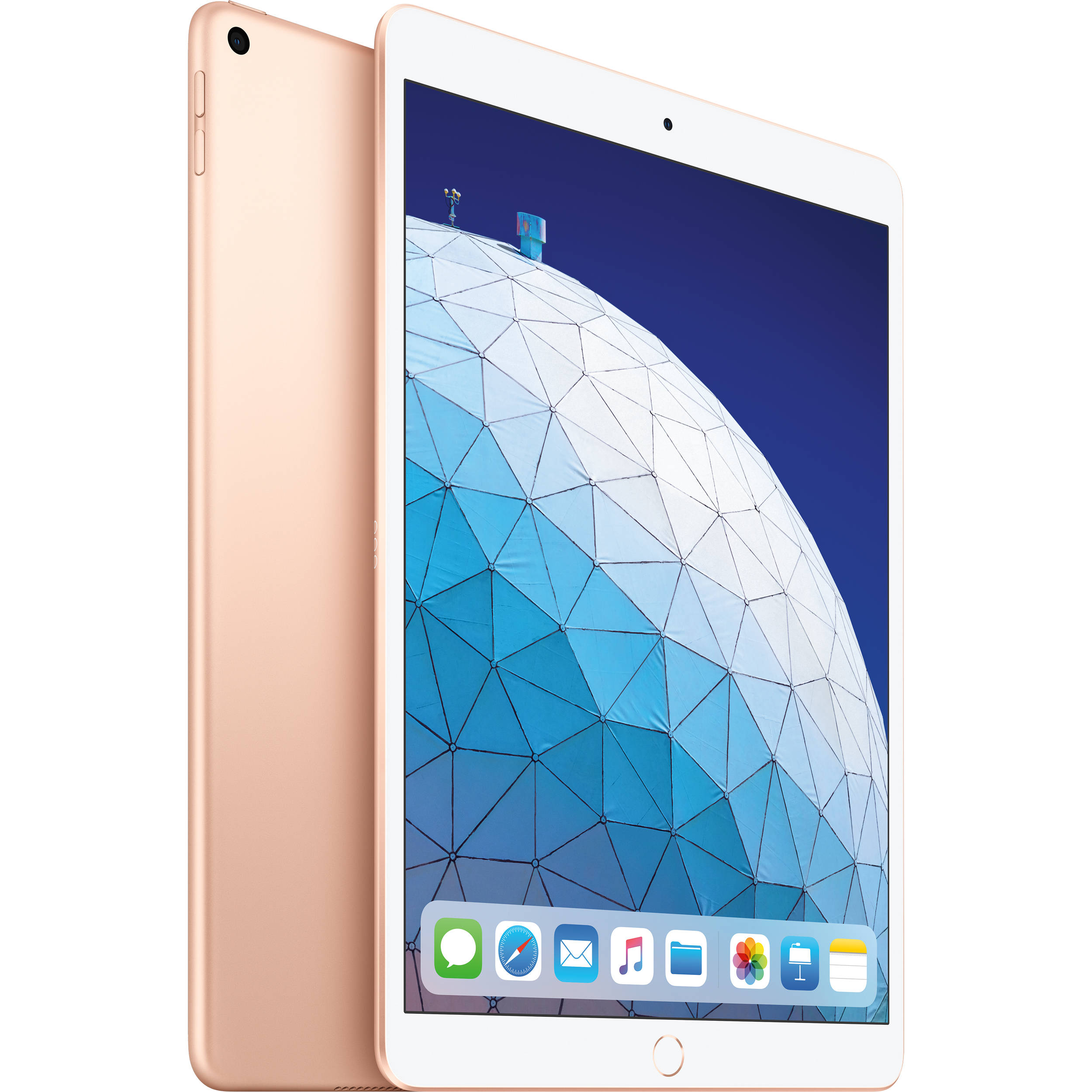 """Image of Apple iPad Air (2019) 10.5"""" MUUL2 64GB WiFi - Gold (with 1 year official Apple Warranty)"""