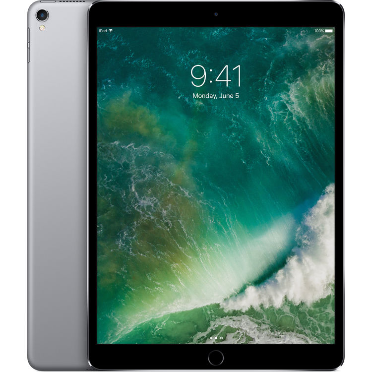 "Image of Apple iPad Pro (2017) 10.5"" 256GB Wifi - Grey"