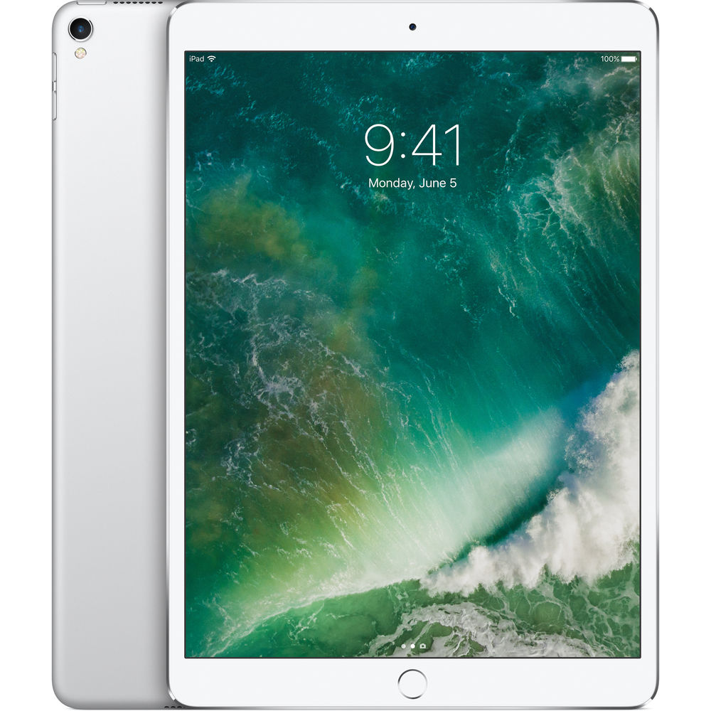 "Image of Apple iPad Pro (2017) 10.5"" 256GB Wifi - Silver"