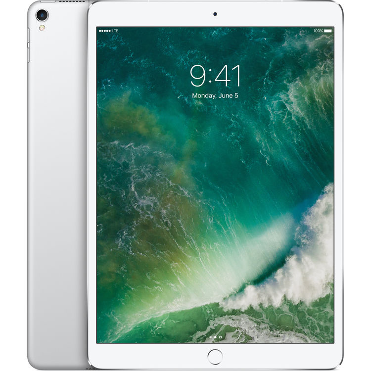 "Image of Apple iPad Pro (2017) 10.5"" 64GB 4G - Silver"