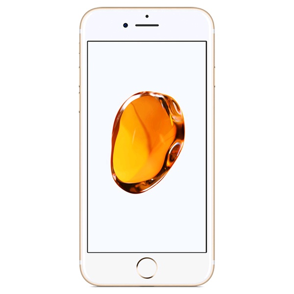 Apple iPhone 7 128GB - Gold cheapest retail price
