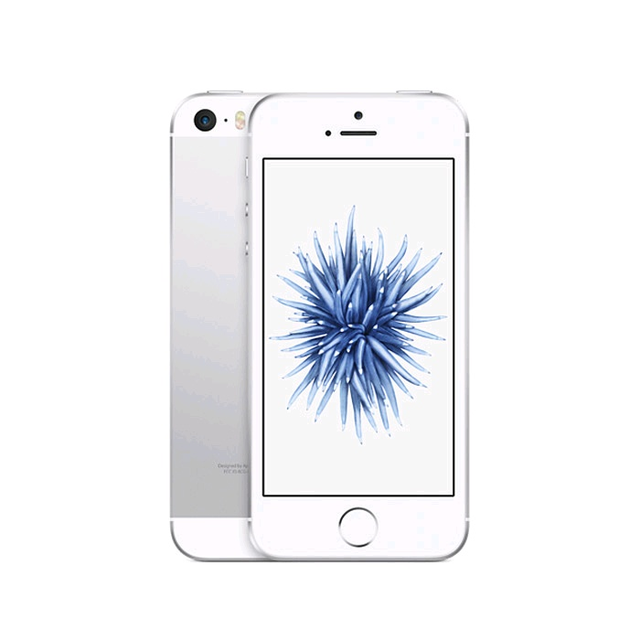 Image of Apple iPhone SE 32GB - White Silver