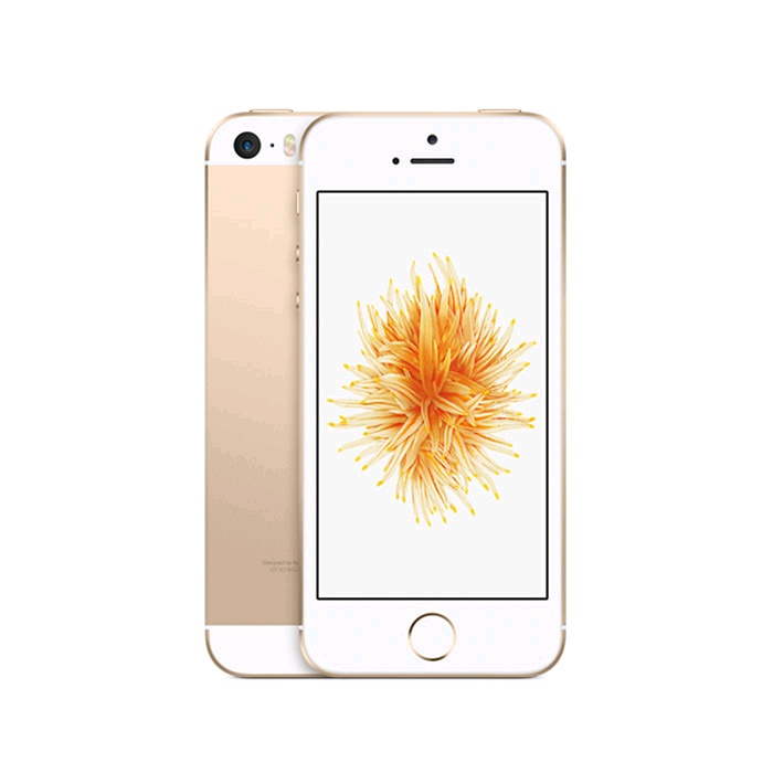 Image of Apple iPhone SE 64GB - Gold