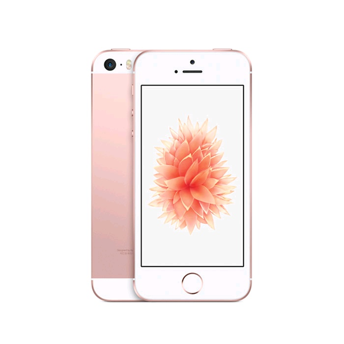 Image of Apple iPhone SE 16GB - Rose Gold