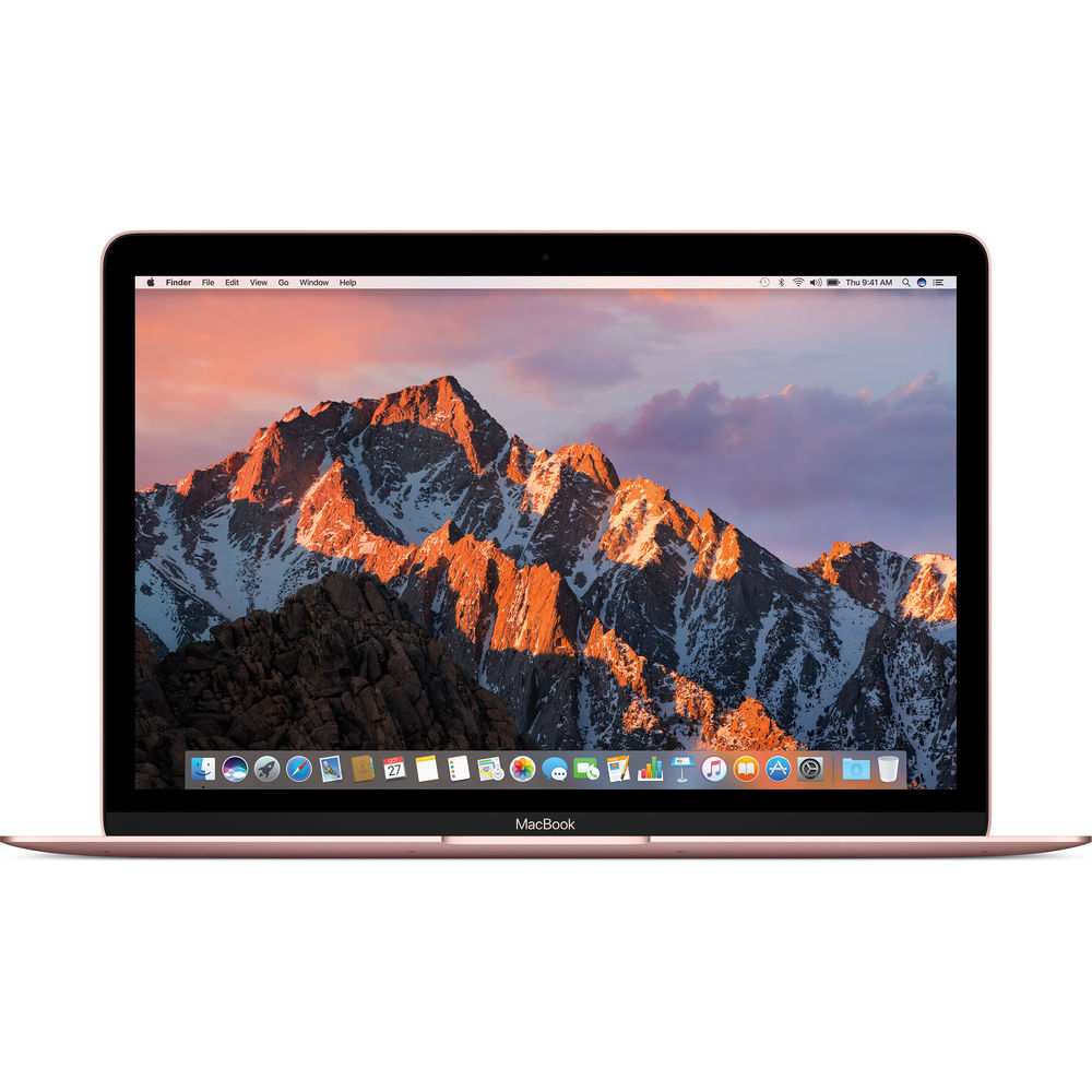 "Image of Apple Macbook 12"" 1.3GHz Core i5 512GB Rose Gold - MNYN2, US keyboard Layout"
