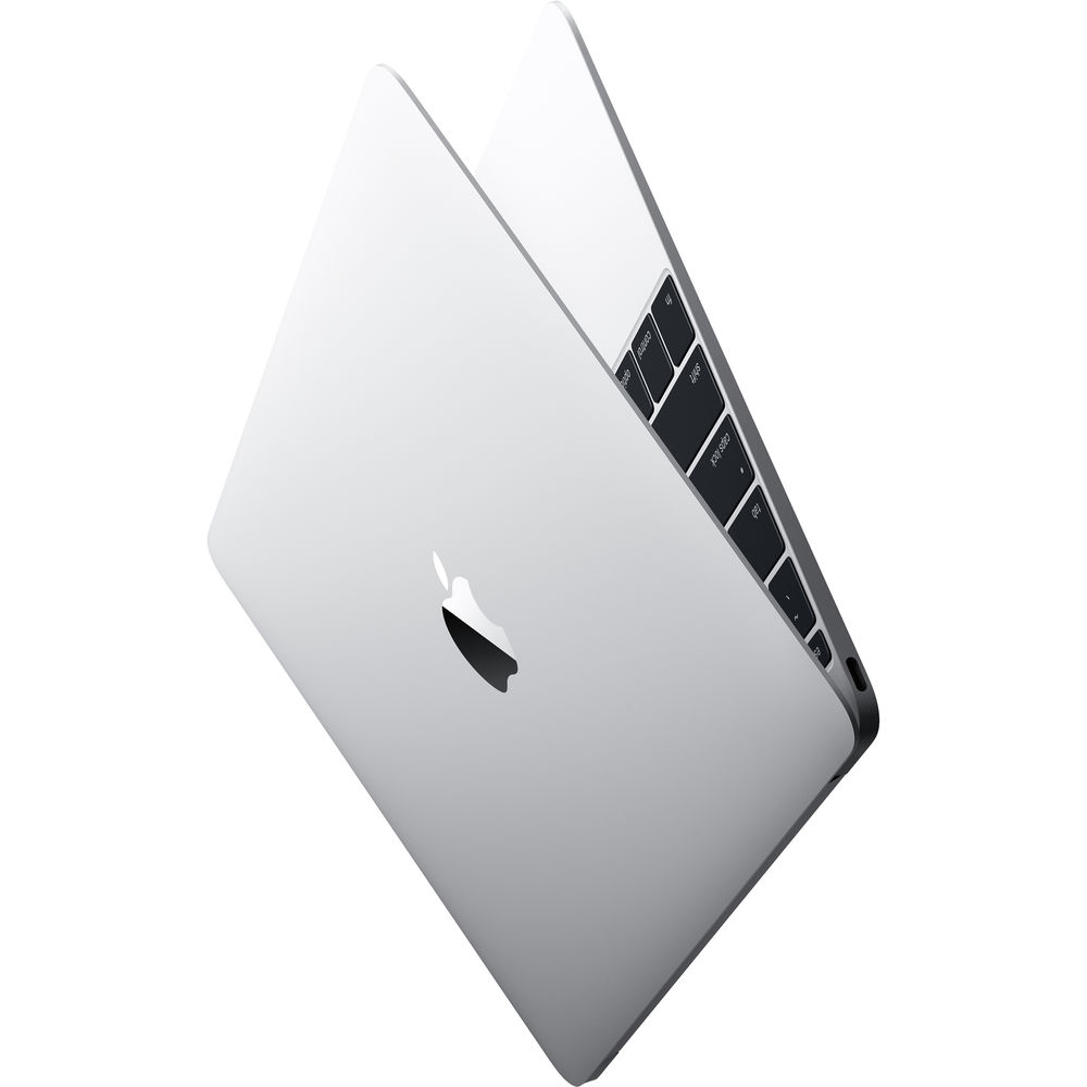 Image of Apple Macbook 12 1.2GHz Core M5 512GB Silver - MLHC2 [US Keyboard]