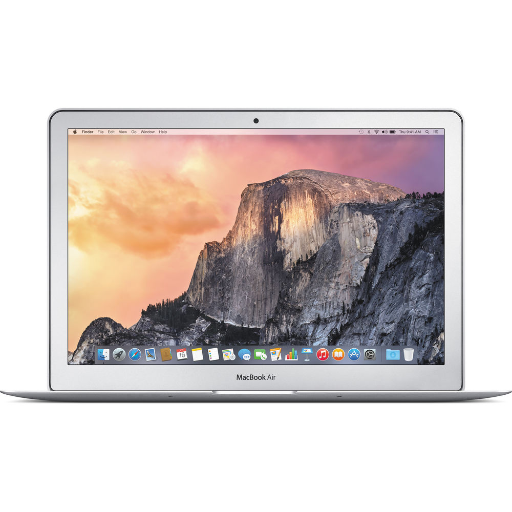 "Image of Apple Macbook Air 11"" 1.6GHz Core i5 128GB - MJVM2, US Keybaord Layout"