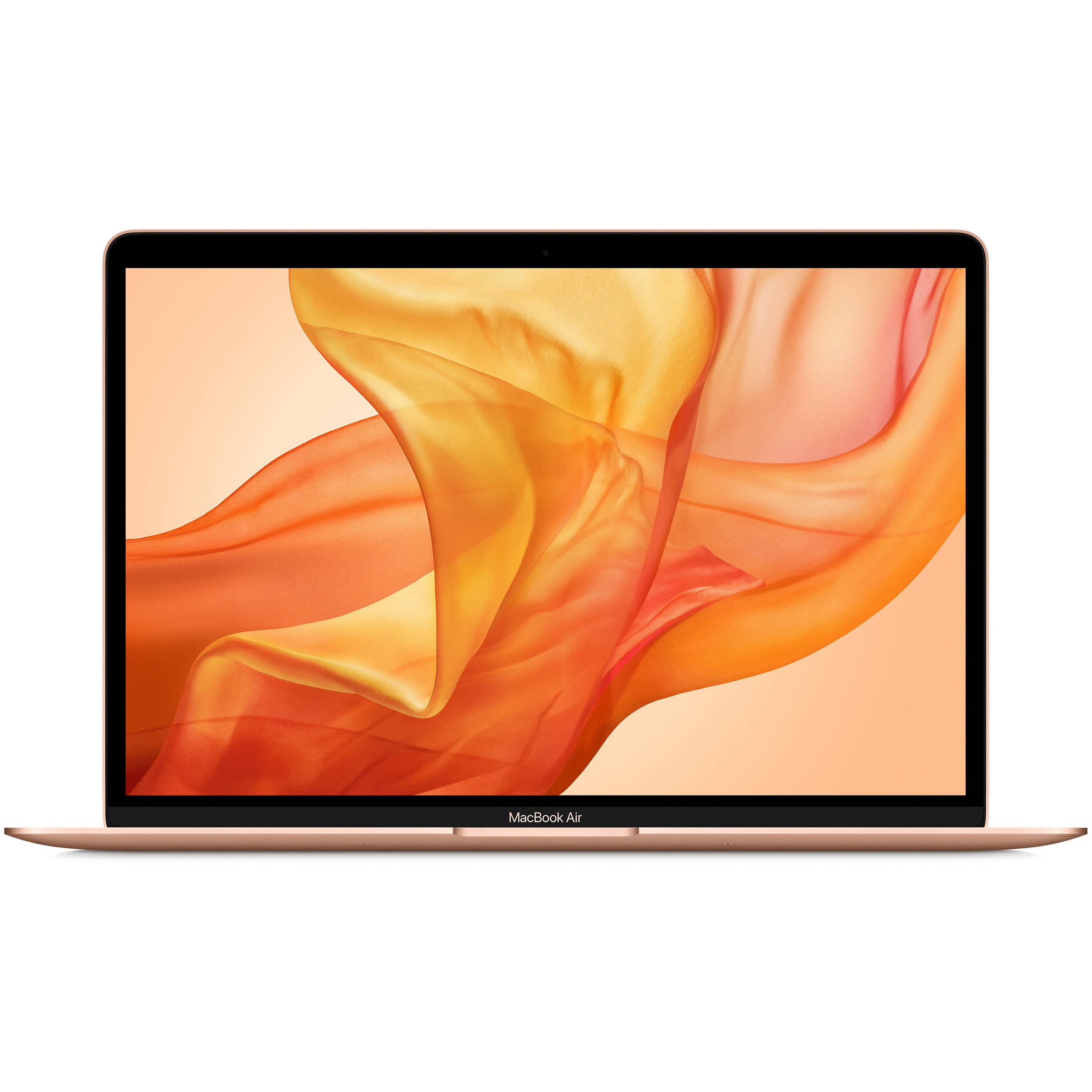 Image of Apple MacBook Air (2020) 13-inch Intel Core i3 8GB 256GB TL2 - Gold (US Keyboard)