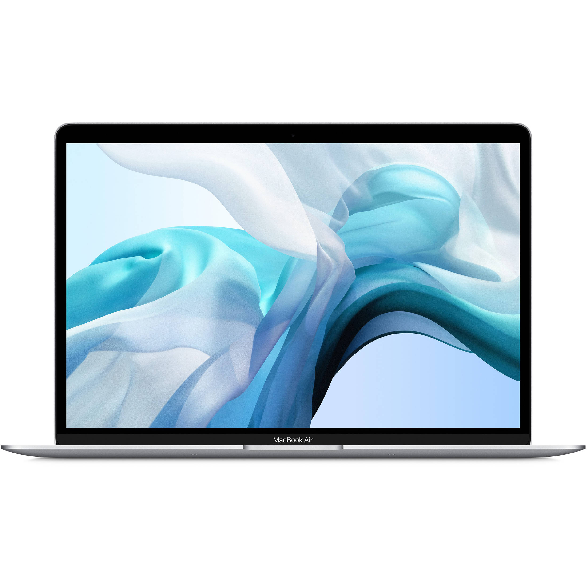 Image of Apple MacBook Air (2020) 13-inch Intel Core i3 8GB 256GB TK2 - Silver (US Keyboard)