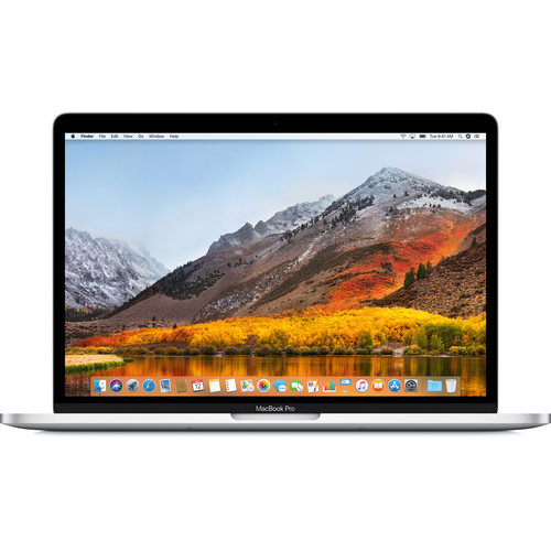 Image of Apple Macbook Pro (2019) with Touch Bar 13 2.4GHz I5 512GB Silver - MV9A2 [US Keyboard]