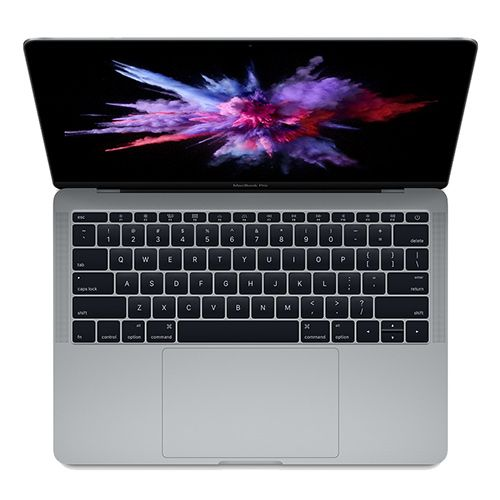 "Image of Apple Macbook Pro 2017 13.3"" Retina Dual-core i5 2.3Ghz 8GB 128GB Space Gray - MPXQ2, US keyboard Layout"