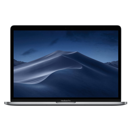 Image of Apple Macbook Pro (2019) with Touch Bar 13-inch 2.4GHz I5 256GB Space Gray - MV962 [US Keyboard]
