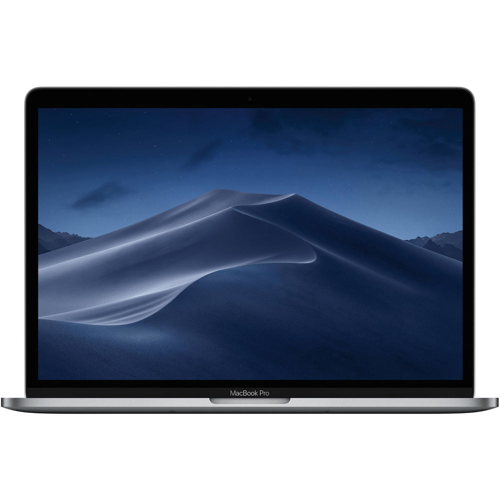 "Image of Apple Macbook Pro (2019) with Touch Bar 13.3"" 1.4GHz i5 256GB Space Grey - MUHP2 (US Keyboard)"