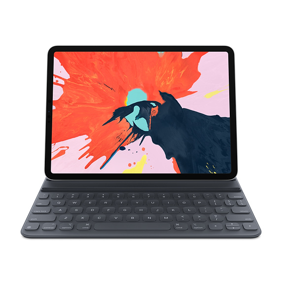 "Image of Apple Smart Keyboard for iPad Pro 11"" MU8G2 (US Keyboard)"