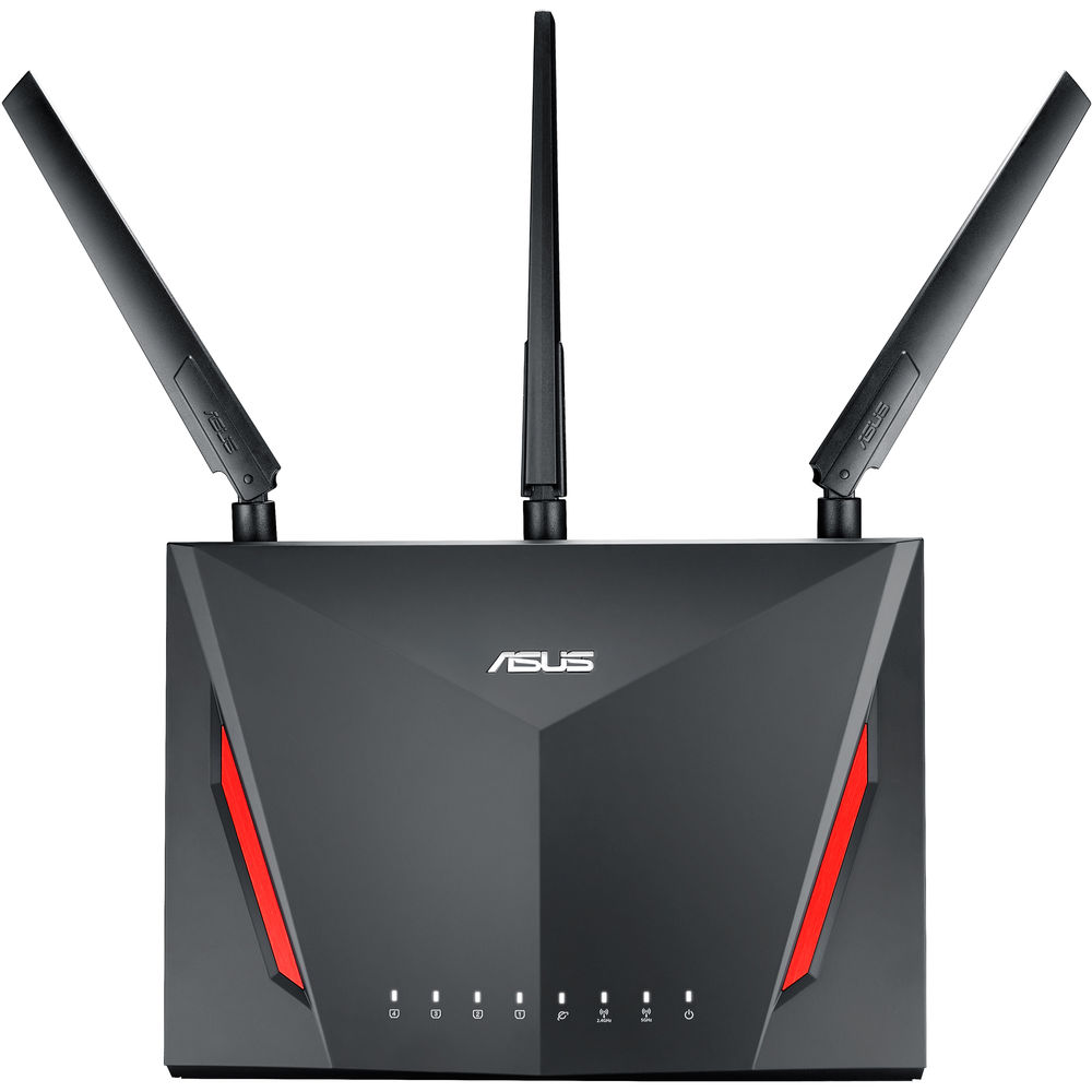 Image of Asus Dual-band Wireless-AC2900M Gigabit Router - RT-AC86U