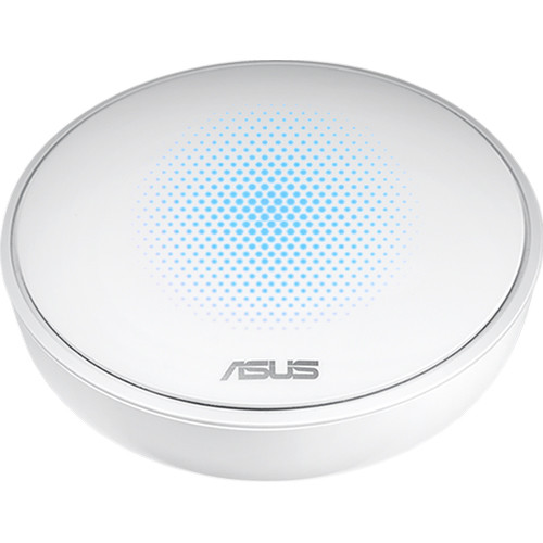 Image of Asus Lyra AC2200 Tri-Band Whole-Home Mesh Wi-Fi Network System (Single Pack)