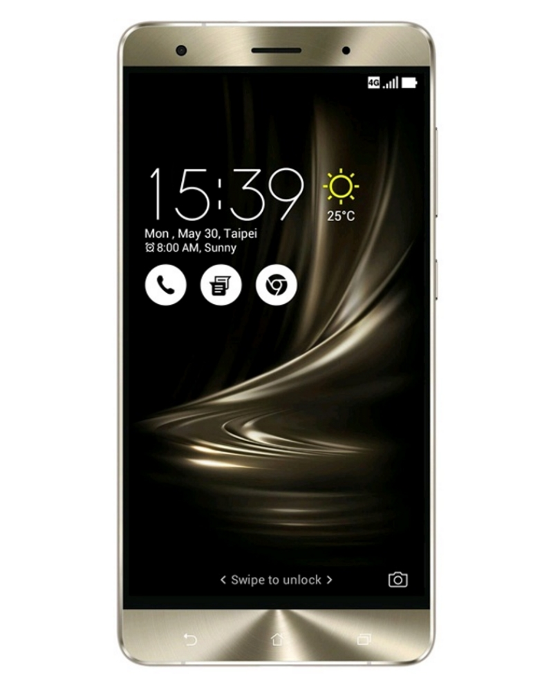 Image of Asus ZenFone 3 Deluxe ZS550KL Dual sim 64GB FREE/ UNLOCKED - Silver