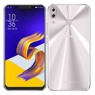 Image of Asus Zenfone 5 (2018) ZE620KL 4gb/ 64gb Dual sim with AWEI T3 True Wireless Earbuds with Charging Case - Meteor Silver
