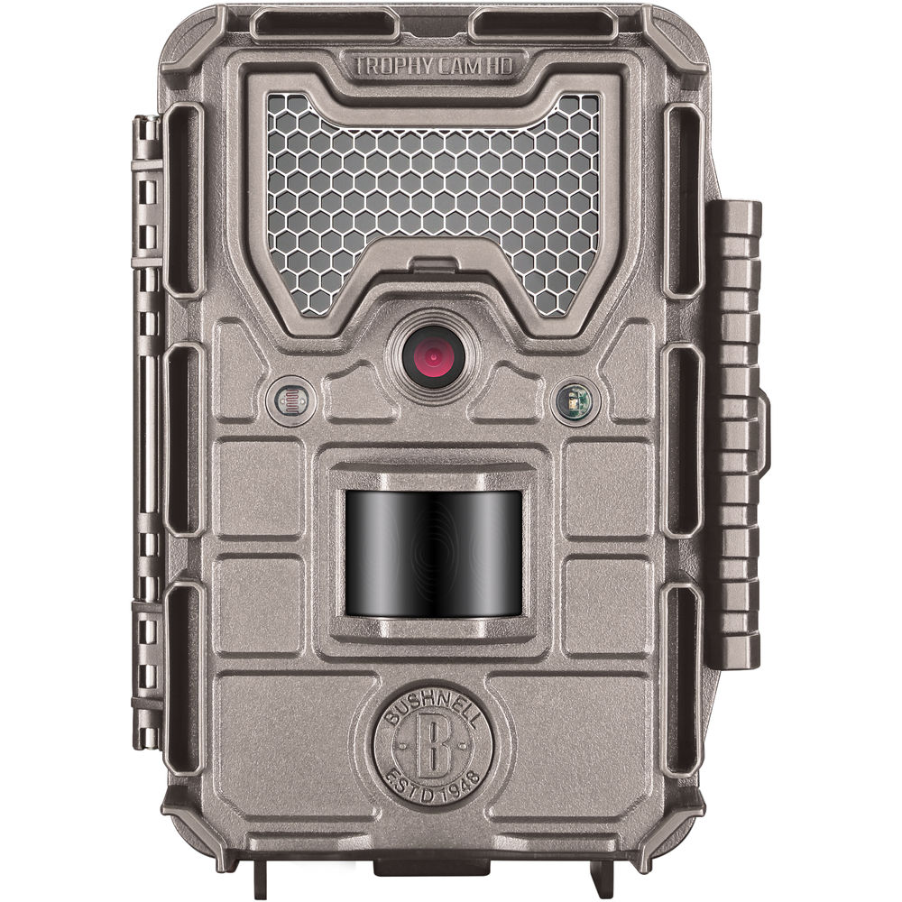 Image of Bushnell 119837C 16MP HD Essential E3 Digital Low-Glow Trail Camera