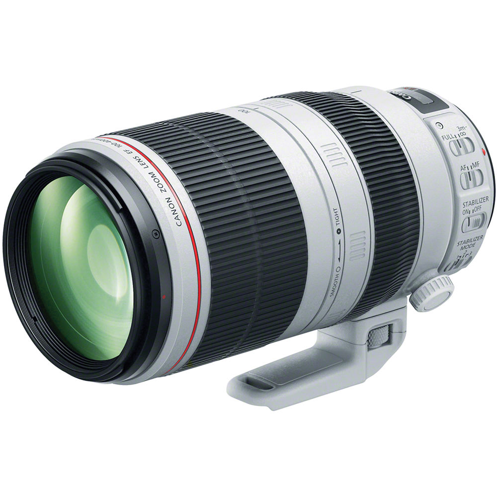 Image of Canon EF 100-400mm f/4.5-5.6L IS II USM Lens