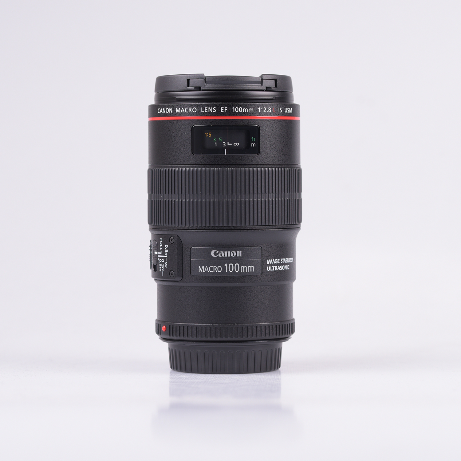 Image of Canon EF 100mm f/2.8L Macro IS USM Lens