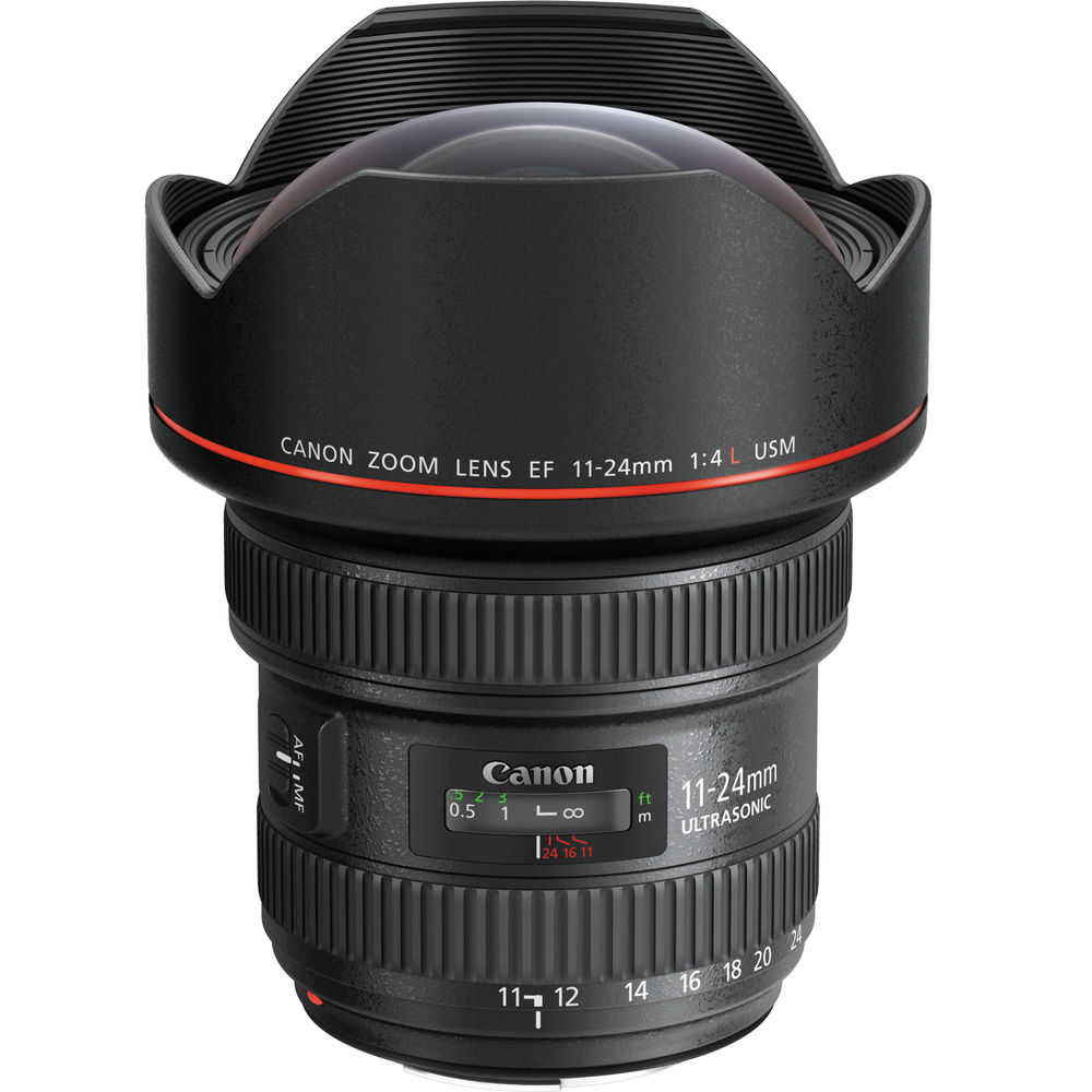 Image of Canon EF 11-24mm f/4L USM Lenses