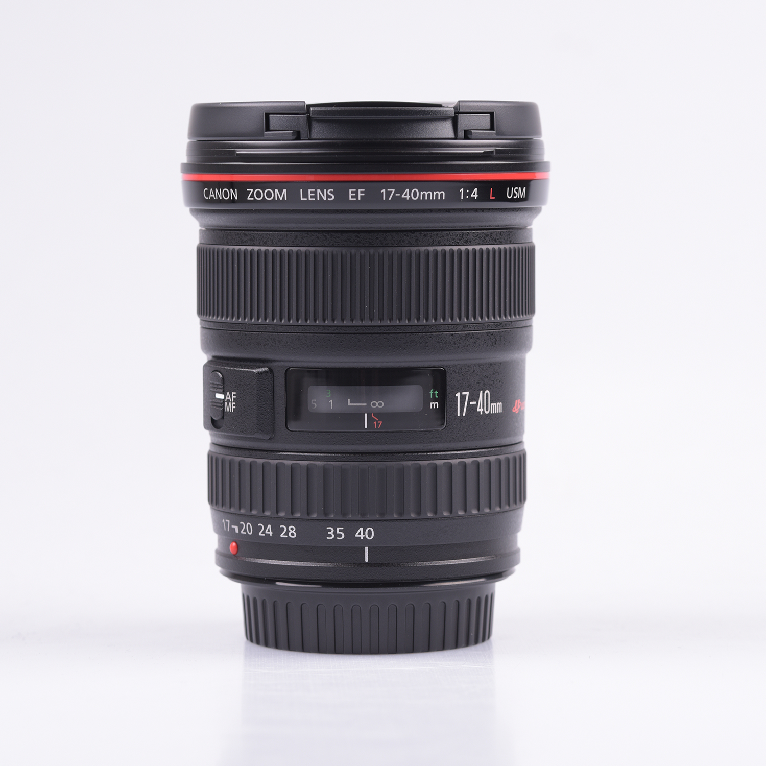 Image of Canon EF 17-40mm f/4L Lens