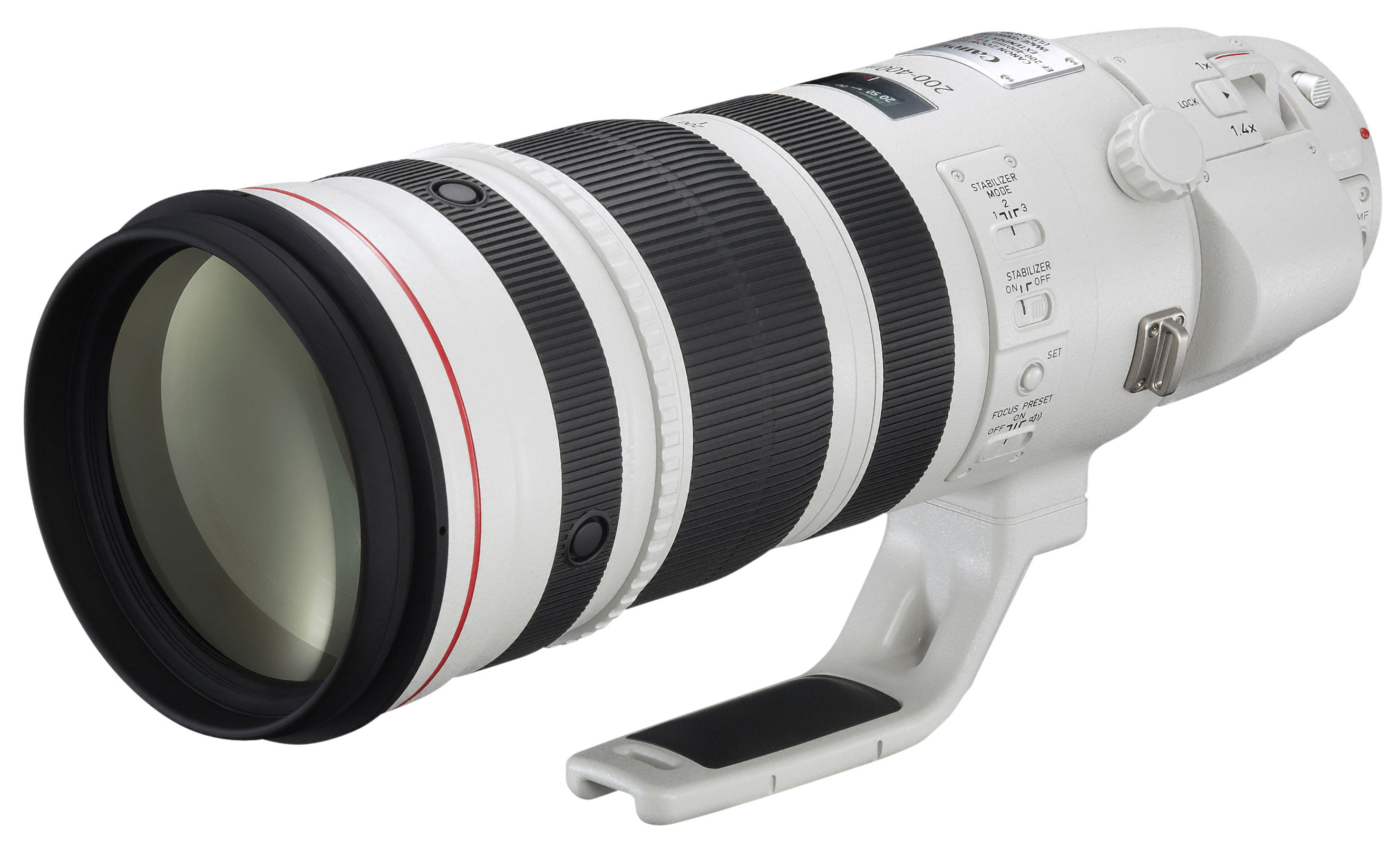 Image of Canon EF 200-400mm f/4L IS USM Extender 1.4x Lens