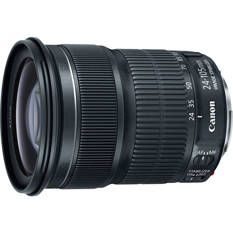 Image of Canon EF 24-105mm f/3.5-5.6 IS STM Lenses