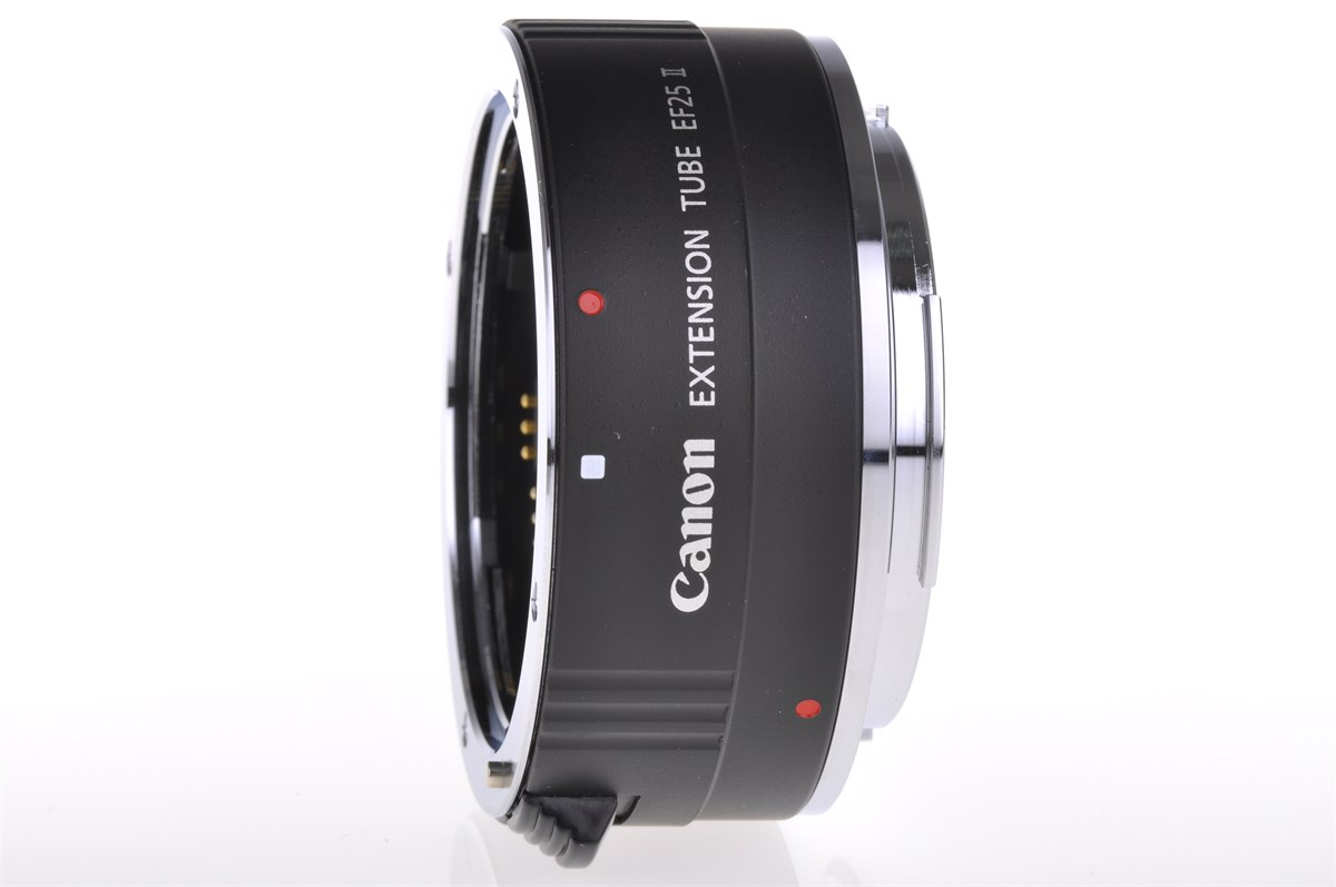 Image of Canon EF 25 Extension Tube II Lens