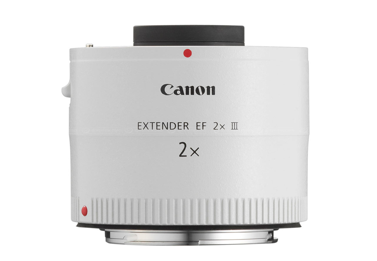 Image of Canon EF 2X III Extender Lens