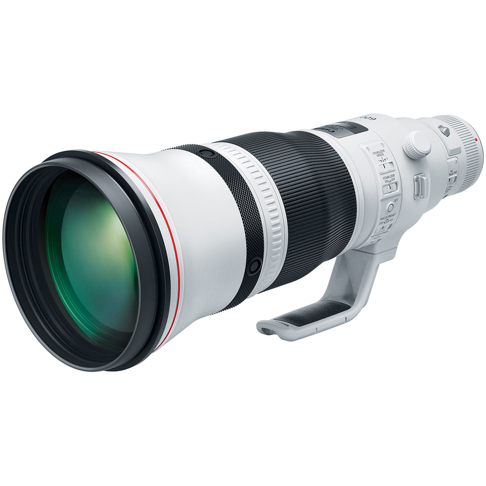 Image of Canon EF 600mm f/4L IS III USM Lens