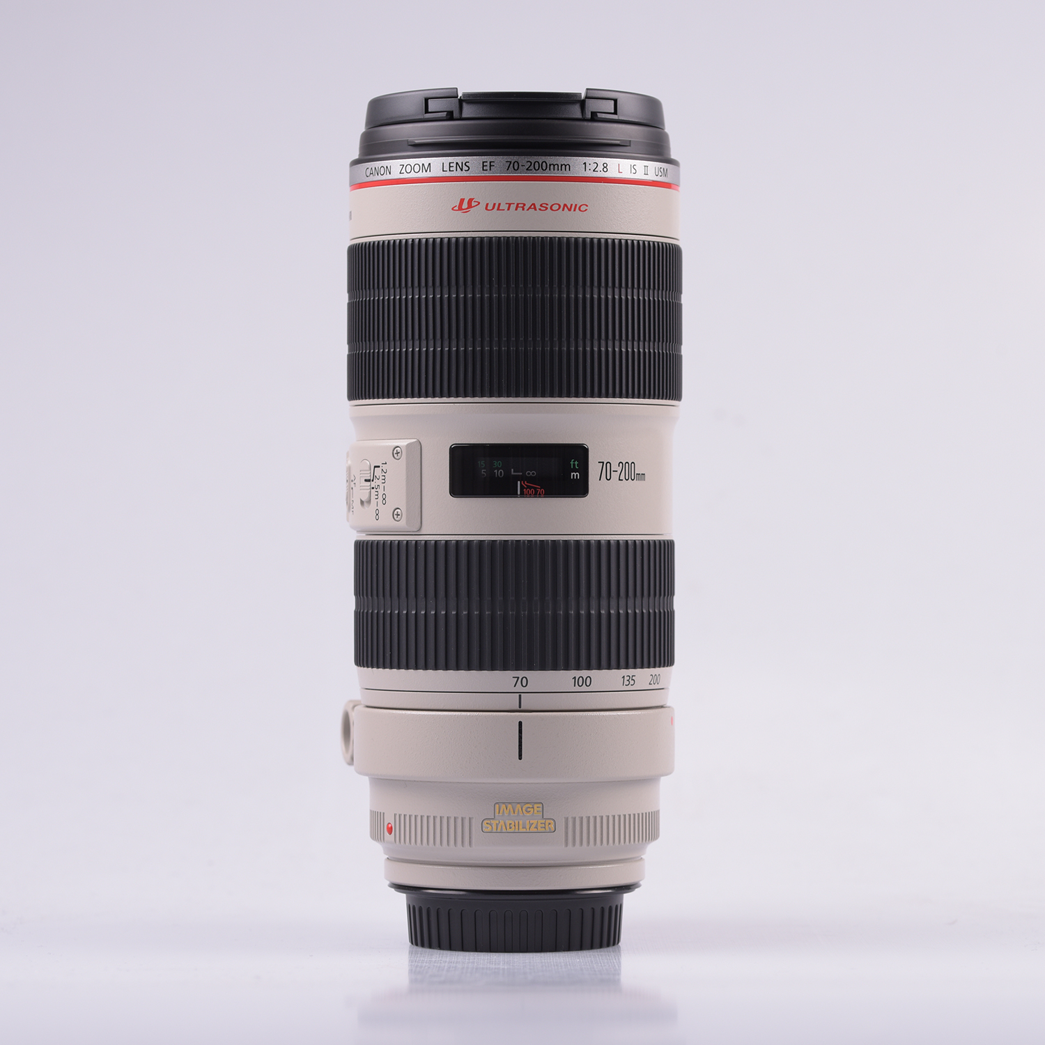Image of Canon EF 70-200mm f/2.8L IS II USM Lens