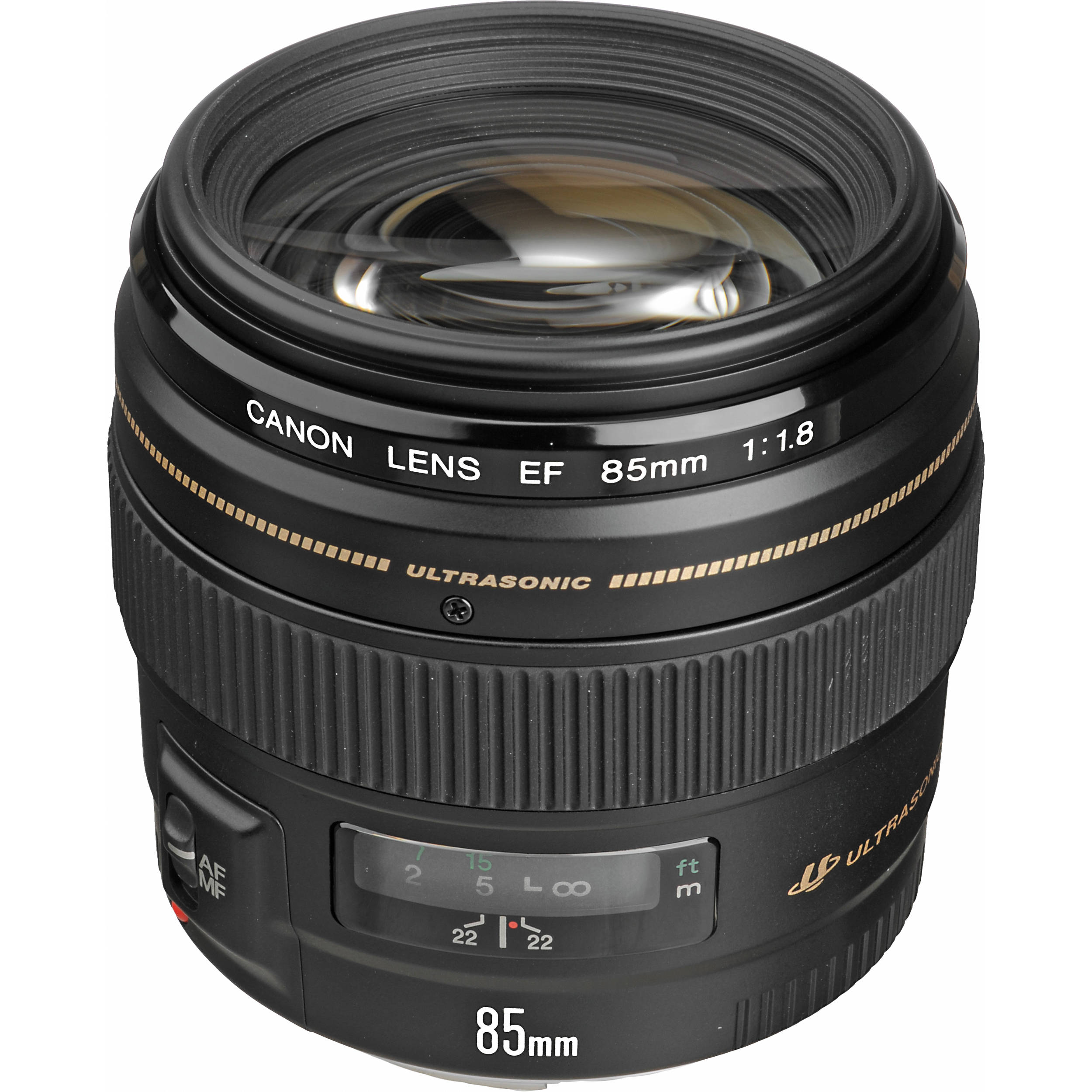 Image of Canon EF 85mm f/1.8 USM Lens