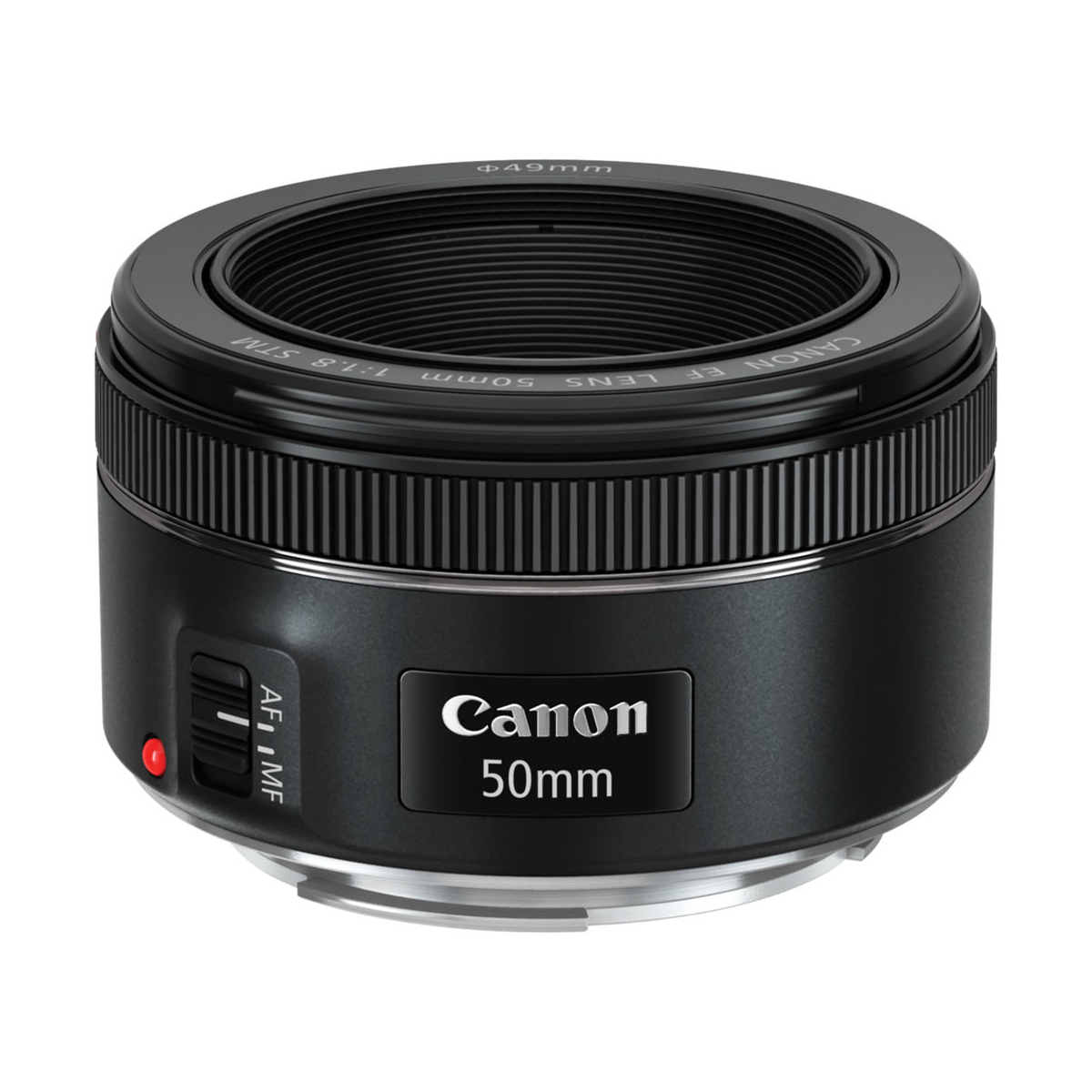 Image of Canon EF 50mm f/1.8 STM Lenses