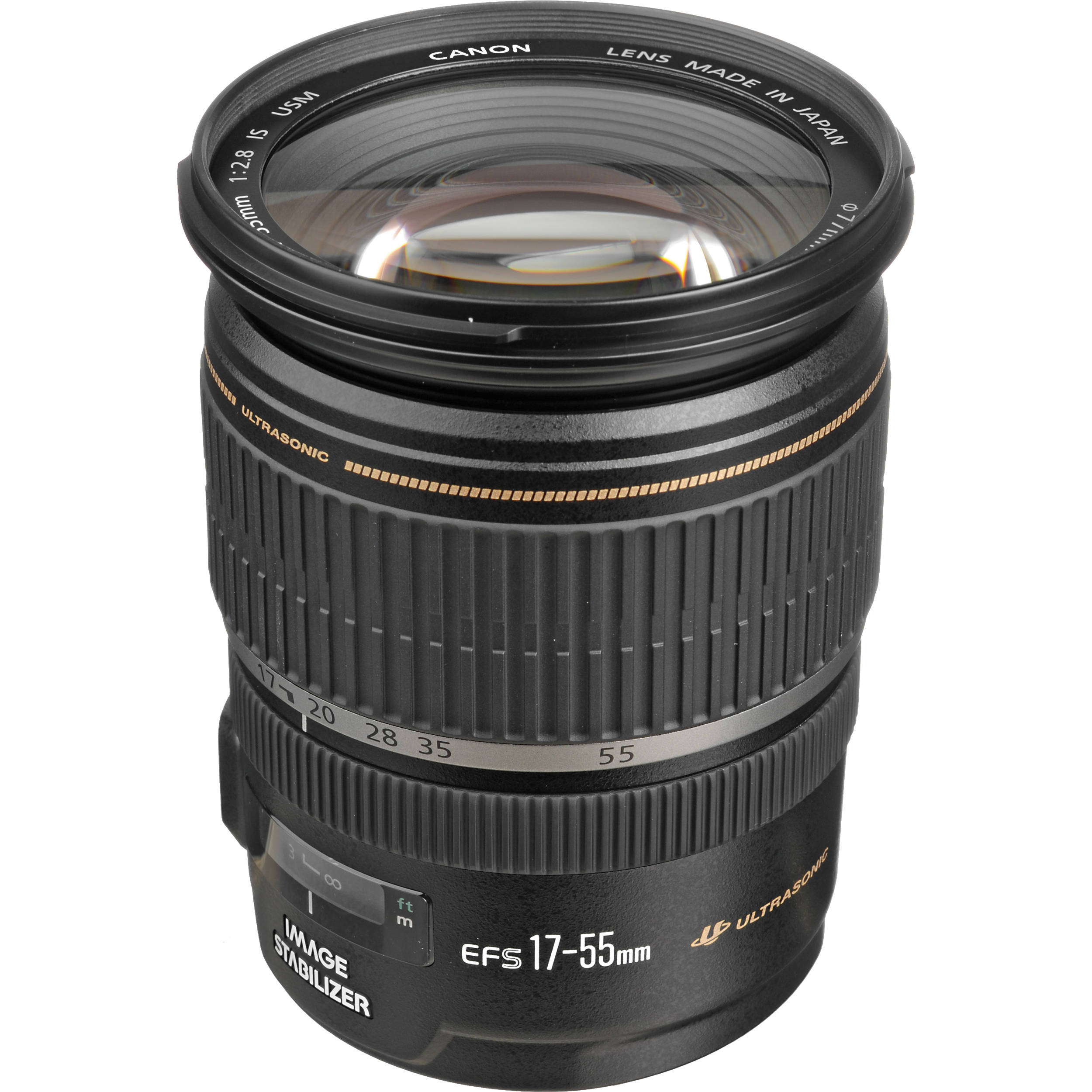 Image of Canon EF-S 17-55mm f/2.8 IS USM Lens