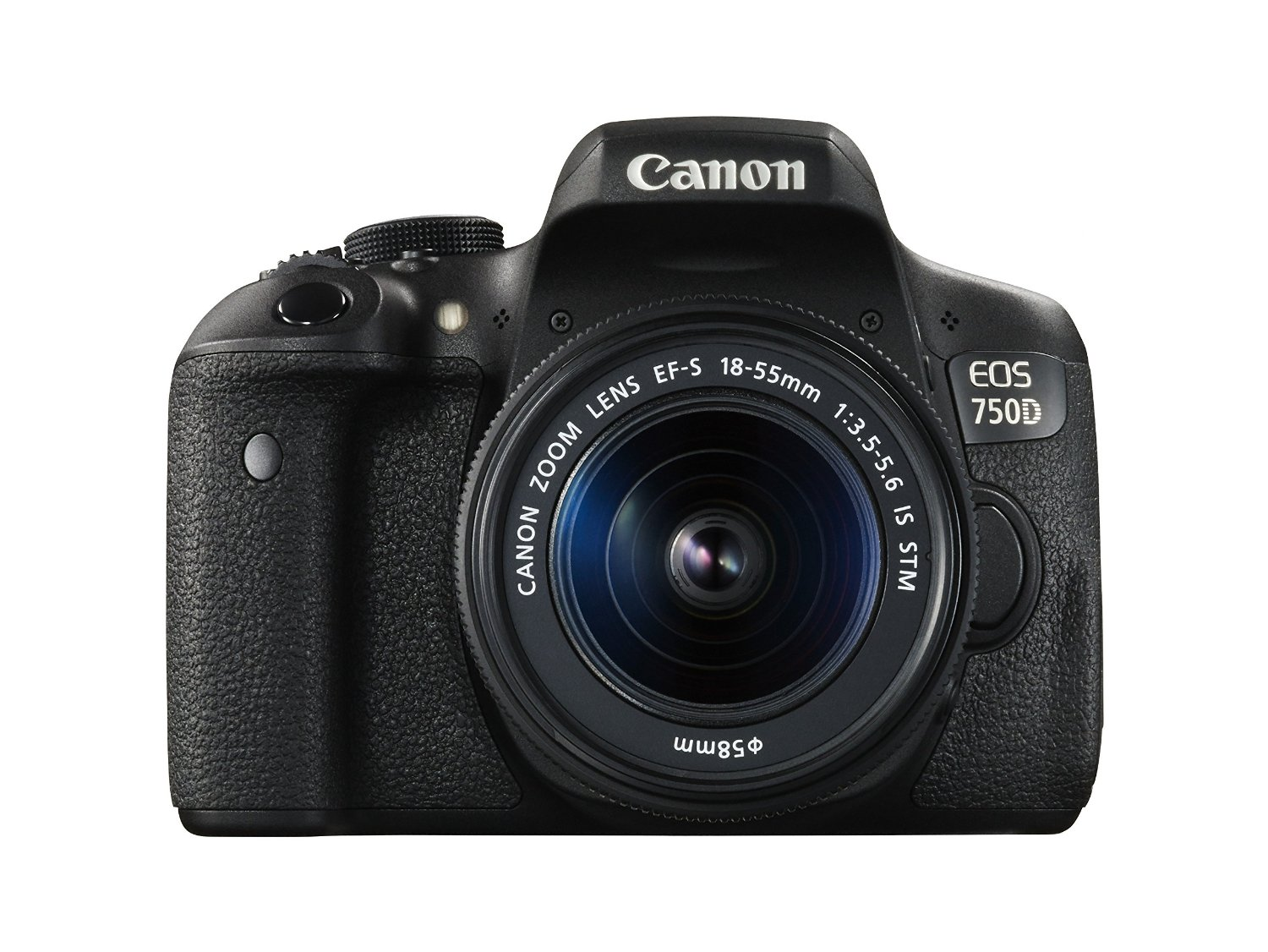 Image of Canon EOS 750D Kit with 18-55mm IS STM Digital SLR Camera
