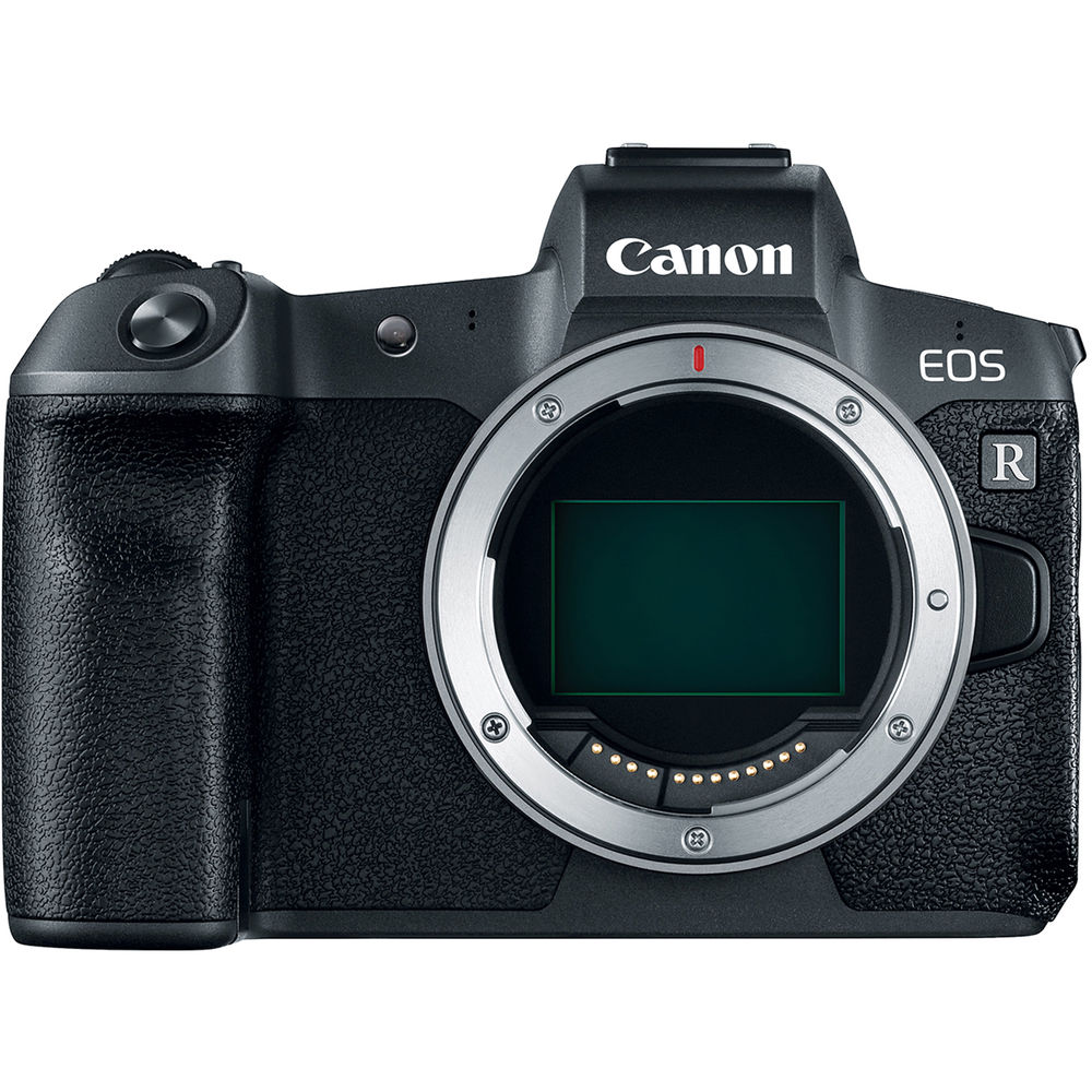 Image of Canon EOS R Body Only Mirrorless Digital Camera [kit box]