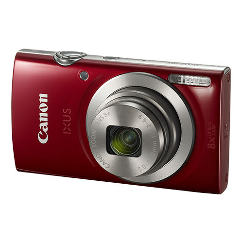 Image of Canon IXUS 185 Digital Cameras - Red