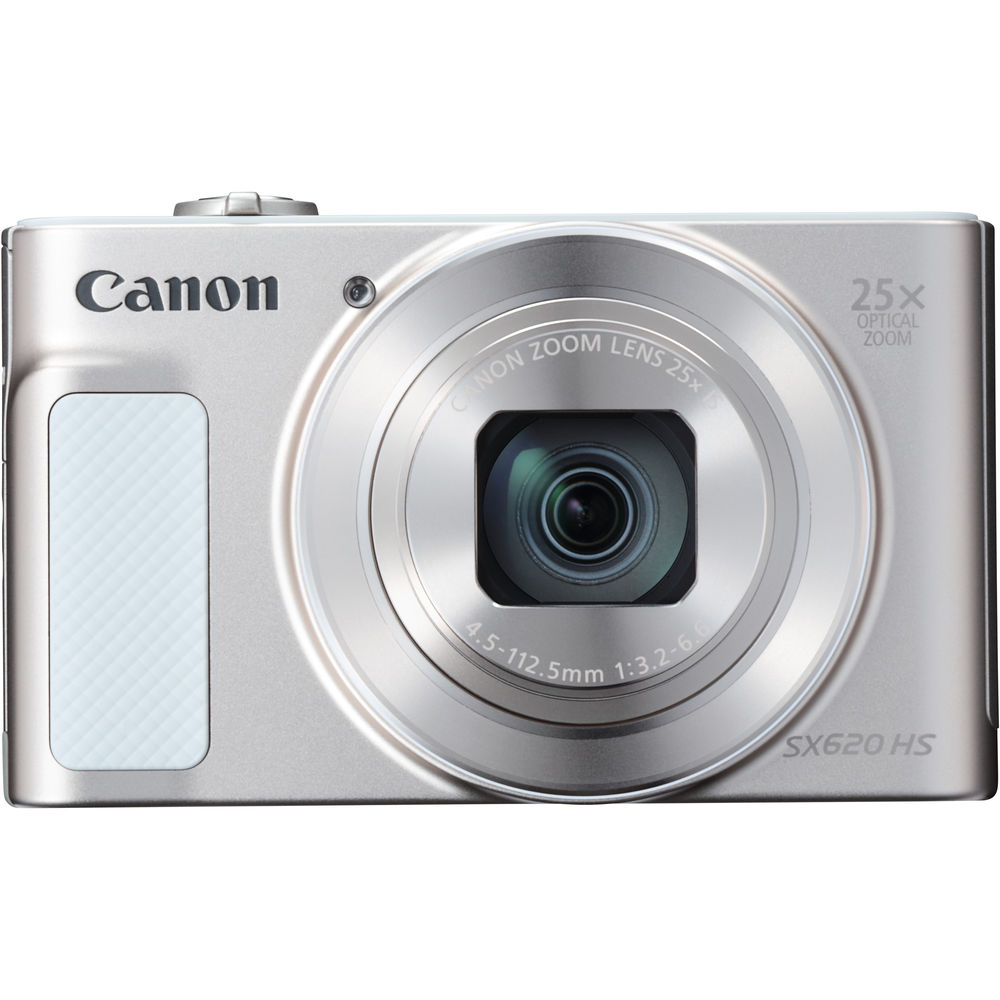 Image of Canon Powershot SX620 HS Digital Cameras - Silver