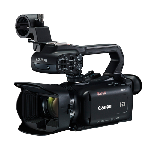 Image of Canon XA11 Compact Full HD Camcorder (PAL)