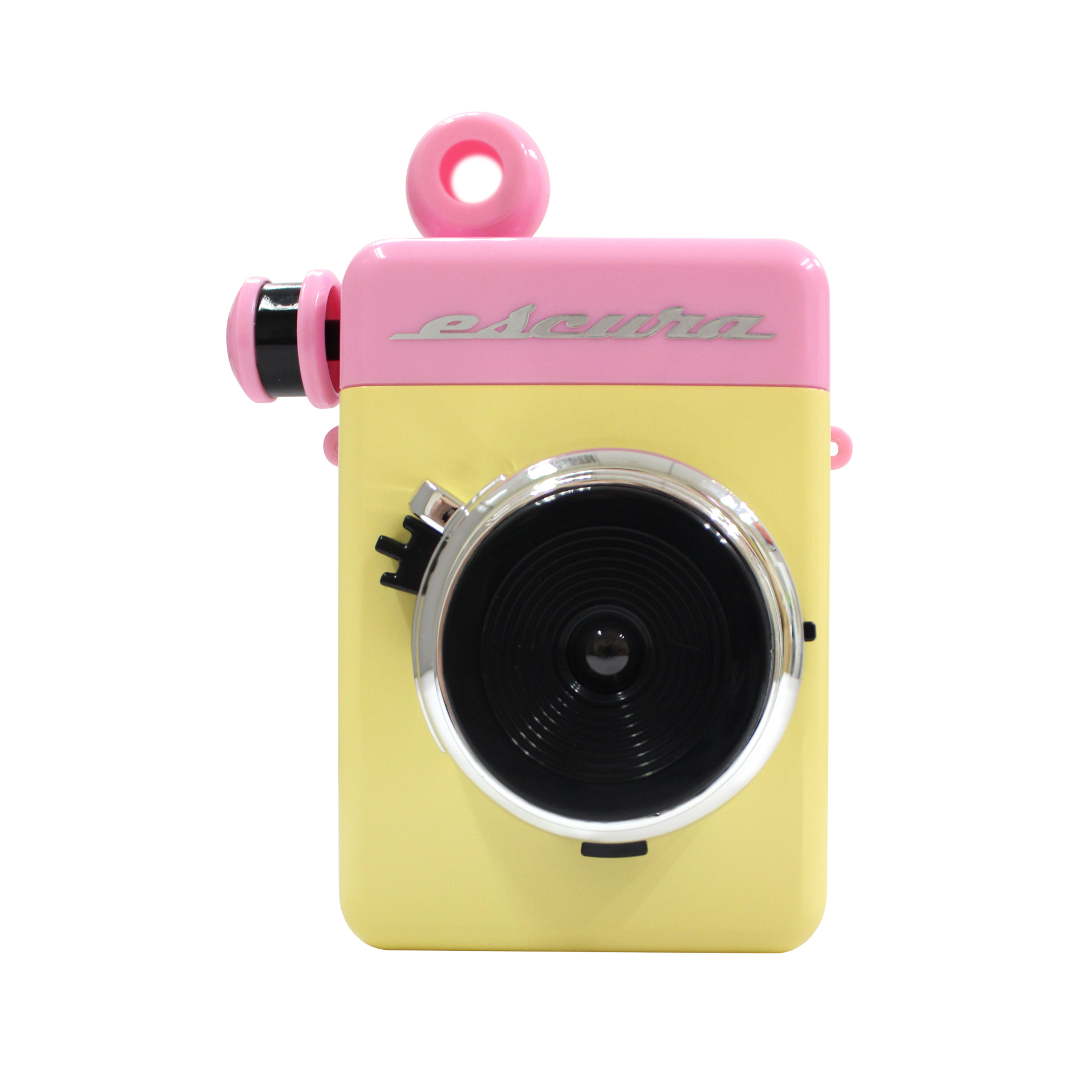 Image of Escura Instant 60s Hand-powered Instant Camera - Pink