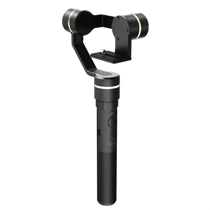 Compare retail prices of Feiyu G5GS 3 Axis Splash Proof Handheld Stabilized Gimbal for Sony Action Camera to get the best deal online