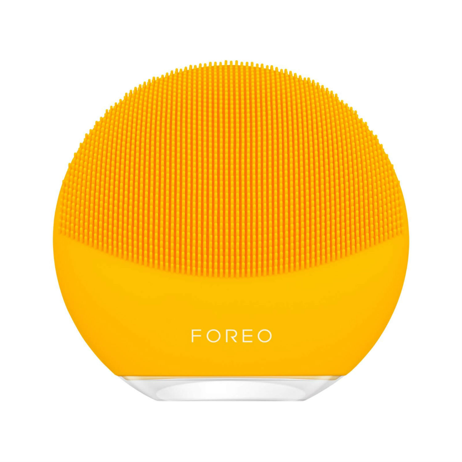 Image of Foreo Luna Mini 3 F9458 Facial Cleansing Brush - Sunflower Yellow