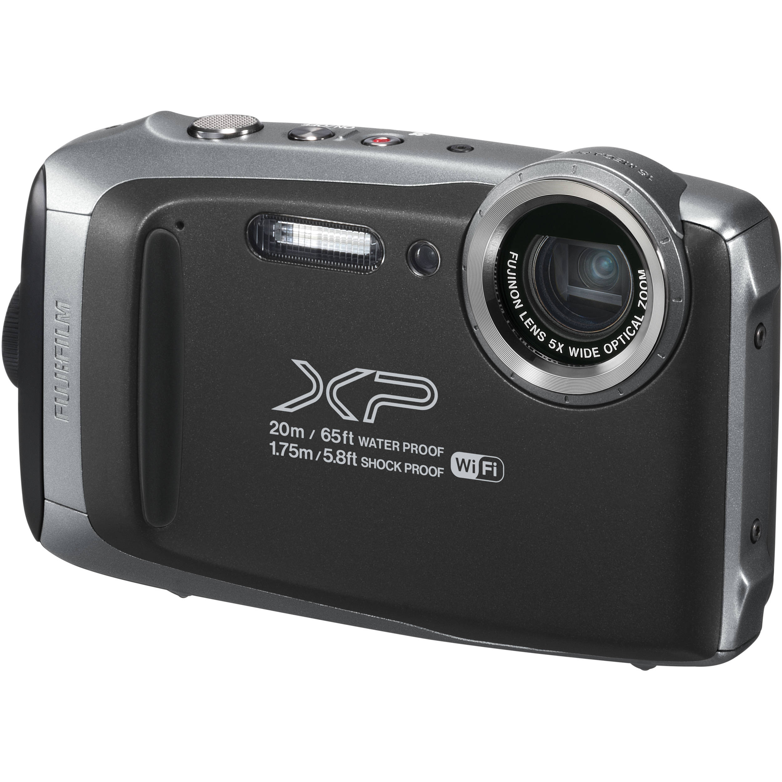 Image of Fujifilm Finepix XP130 Digital Cameras - Silver